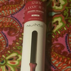 Nume Classic 32mm Curling Wand Iron
